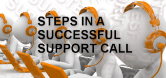 Actions in An Effective Tech Support